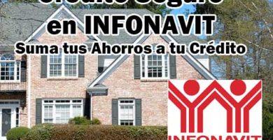 como obtener credito seguro infonavit