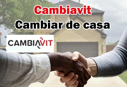 cambiavit requisitos