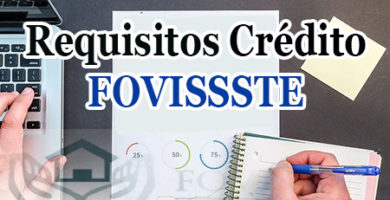 requisitos para tramitar credito fovissste