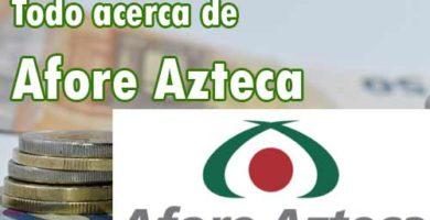 rendimiento de Afore Banco Azteca