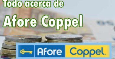 Características de Afore Coppel