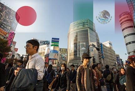 trabajos en japón