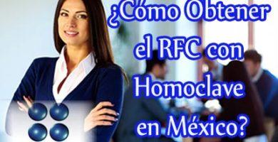 rfc con homoclave en mexico