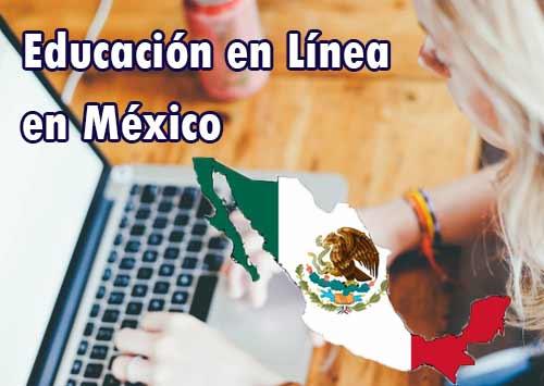 estudiar en linea en mexico