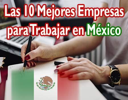 mejores empresas para trabajar en mexico
