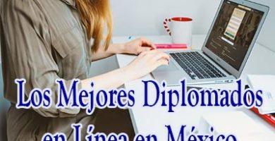 diplomados online en mexico