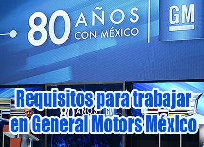 general motors mexico historia