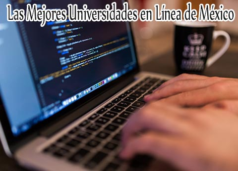 ranking universidades en linea mexico 2020