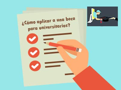 Aplicacion a la beca universitaria para mexicanos
